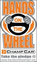 Visit www.handsonthewheel.org and take the pledge